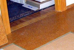 TRAVLINMAN Floating Floors Cork Floor InstallationSpringfield - How thick is cork flooring
